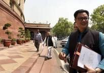 NGOs got over Rs 50,000 cr from abroad in past three yrs: Rijiju