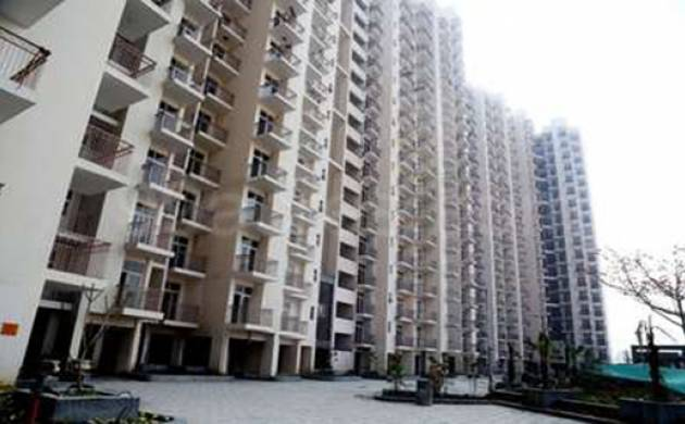 File photo of real estate in Noida (UP)