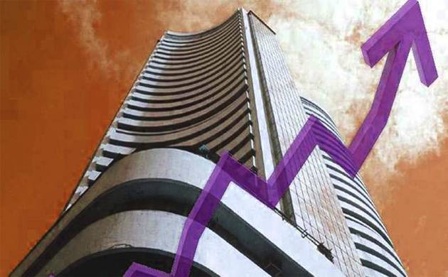 Sensex climbs 144 pts in early trade