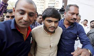 Hardik Patel alleges Rajasthan government conspiring to kill him