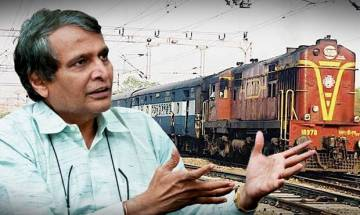 Why dividend for already 'over-burdened' Railways, asks Suresh Prabhu