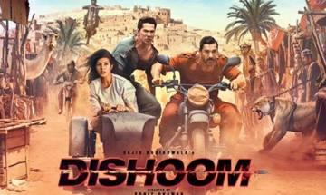 Dishoom Movie Review: A handsome punch of entertainment with loose grip