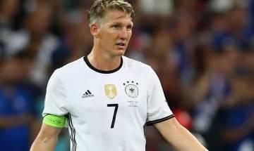 German legend Bastian Schweinsteiger retires from international duty