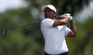 SSP Chawrasia along with Jeev Milkha And Shiv Kapur make cut at Kings Cup