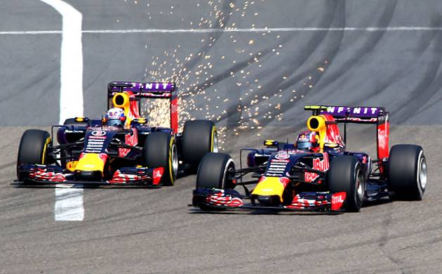 Formula One (Getty Images)