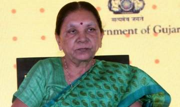Anandiben Patel's resignation accepted by governor OP Kohli