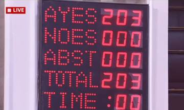 As it happend: Rajya Sabha passes Good and Services Tax Bill