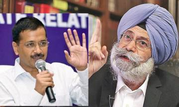 Punjab Polls: H S Phoolka, Himmat Singh Shergill among 19 candidates of AAP's first list