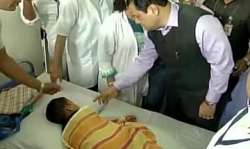 Kokrajhar terror attack: Assam CM Sarbananda Sonowal meets victims at hospital