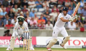 3rd Test: Alastair Cook, Alex Hales defy Pakistan on Day 3