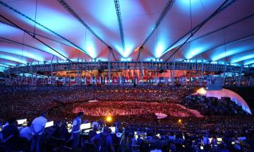 31st Olympic Games officially launched with powerful message of global warming