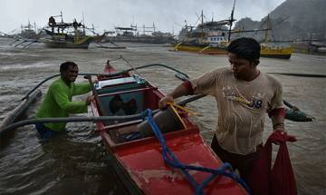 Lankan Navy snaps fishing nets of Tamil Nadu fishermen