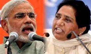 Mayawati slams PM, says Modi speaking in Dalit's favour to gain political mileage