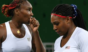 Rio Olympics 2016: Williams sisters suffer first Games doubles loss