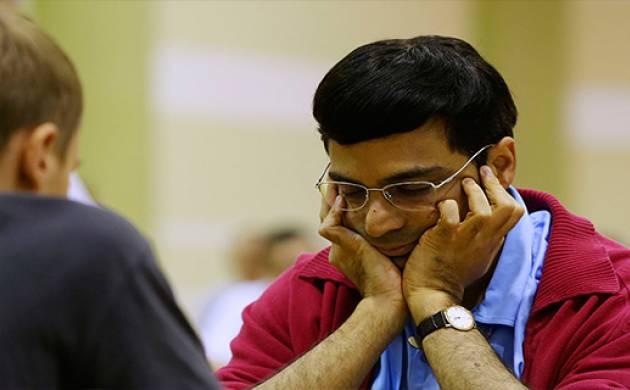 Viswanathan Anand (File Photo)