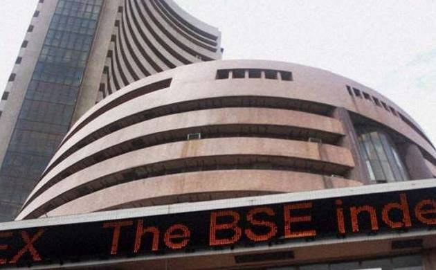 Sensex falls 97 points post RBI policy review