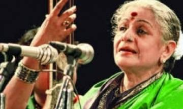 UN to honor India's music legend M S Subbulakshmi
