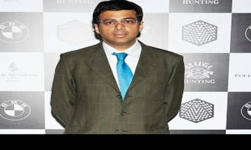 Grand Chess Tour: Anand draws with Aronian; remains joint second