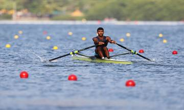 Rio Olympics 2016: Rower Bhokanal qualifies for Final C after finishing 2nd in semi-final