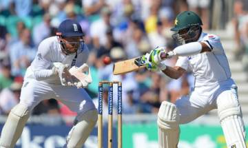 Oval Test: Shafiq and Younis put Pakistan on top in fourth Test