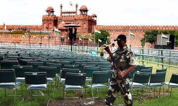 70th Independence Day: Multi-tier security at Red Fort, cops on alert across nation