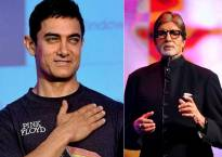 Aamir Khan stays mum over 'Thug', shares desire to work with Big B