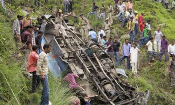 37 killed in Nepal road accidents
