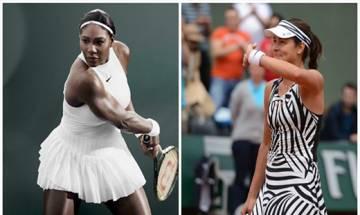 Serena Williams withdraws, Ana Ivanovic ousted at Cincinnati