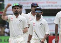 Kohli's Team India trips Australia to regain number one position in test cricket