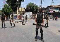 Kahsmir unrest: One killed in clashes in Pulwama, curfew enters 41st day in the Valley