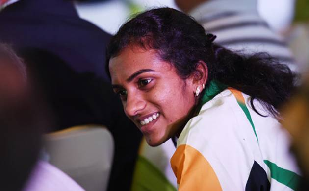 PV Sindhu (Source: Getty)