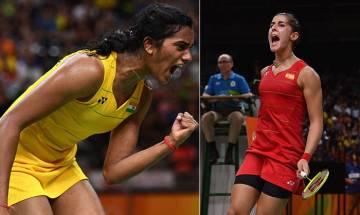 PV Sindhu v Carolina Marin in Rio Olympics 2016 final: Head-to-head analysis