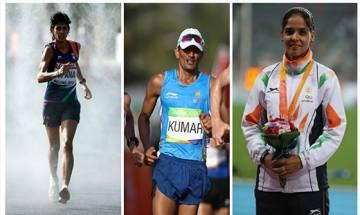 Rio Olympics: Race walkers Sandeep Kumar, Khushbir Kaur, Sapana Punia disappoint