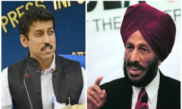 Rajyavardhan Singh Rathore must be made Sports Minister, says Milkha Singh