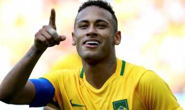 Rio Olympics 2016: After guiding his side to historic triumph Neymar steps down as Brazil captain