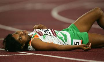 Indian officials apathy could have killed me in Rio, says distraught Jaisha