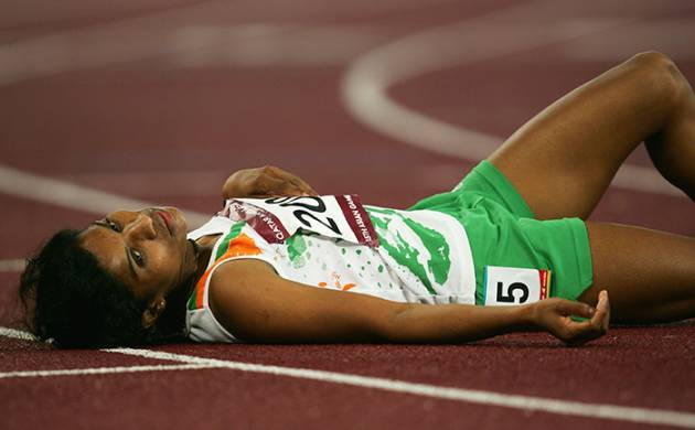 OP Jaisha at Asian Games in Doha (Image source: Getty Images)