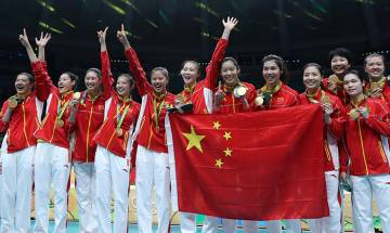 Chinese irked after Rio Olympics officials continue to use flawed national flag