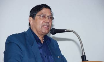 Former Solicitor General Hegde for one-on-one meeting of CJI and PM on judges' appointment