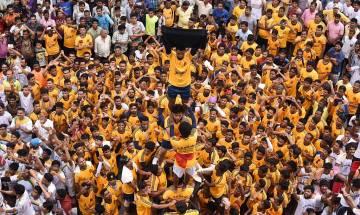 Janmashtami celebrations from Maharashtra, Rajasthan and Delhi