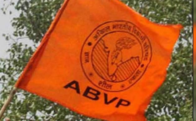 ABVP JNU unit vice-president resigns (Image source: Youtube)