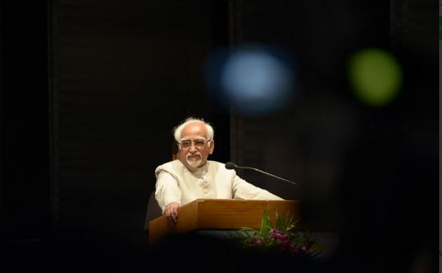 Vice President M Hamid Ansari (File/FGetty images)