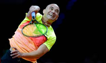 10 years after last pro match, Andre Agassi looks back on his career
