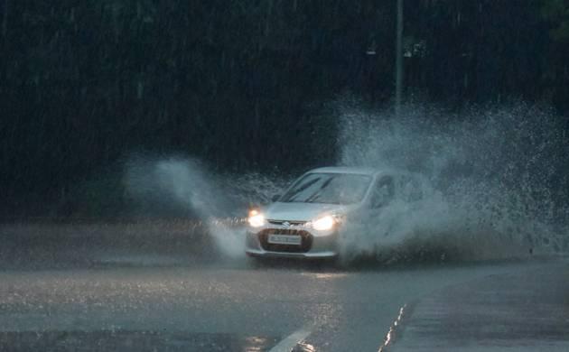 Hyderabad rains (Source: PTI)