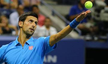 US open: Djokovic into third round, opponent ruled out due to injury