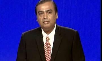 Reliance Jio 4G launch: Highlights of Mukesh Ambani's speech at AGM