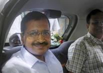 Delhi CM Kejriwal, Satyender Jain leave for Rome to attend Mother Teresa's canonisation ceremony