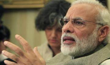 'Thekedars' of dalits creating tensions: PM Modi
