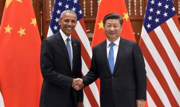 China, US jointly ratify Paris climate deal ahead of G20 meet