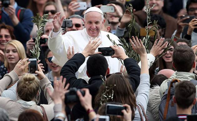 Pope Francis (File photo, Getty Images)